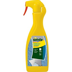 Solvite Wallpaper Stripper - Yellow - 1L