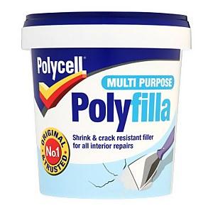 Polycell Multipurpose Polyfilla - 1kg
