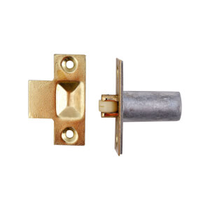 Bales Catch - Brass - 16mm