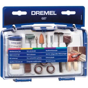Dremel General Purpose Accessory Set