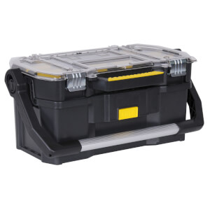 Stanley Tool Tote and Organiser Toolbox - 19 Inch