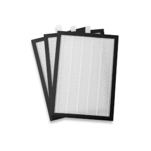 Meaco Low Energy Platinum Dehumidifier 12 Litre Replacement HEPA Filters - 3 Pack