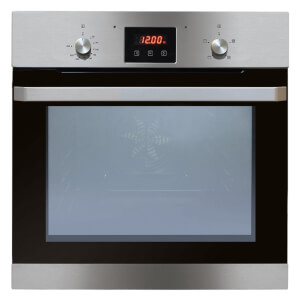 Matrix MS200SS Built-in Single Electric Oven - Stainless Steel