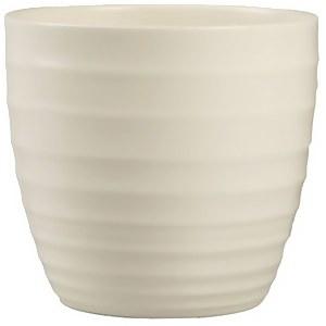 Plant Pot - Cream - 25cm
