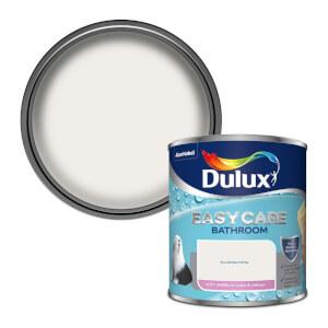Dulux Easycare Bathroom Pure Brilliant White - Soft Sheen Paint - 1L