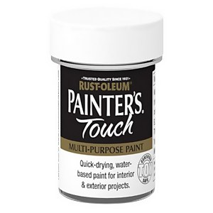 Rust-Oleum Painters Touch Enamel Silver Metallic - 20ml