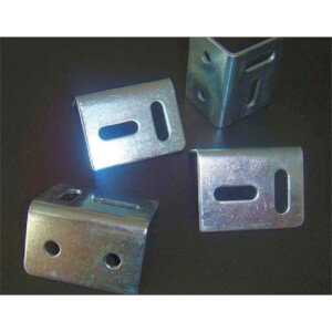 Adjustable Fixing Bracket - 4 Piece