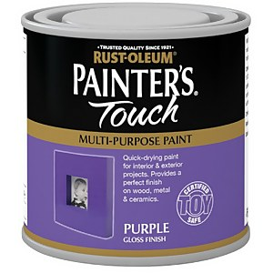Rust-Oleum Painters Touch Purple Gloss - 250ml
