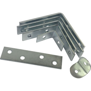 Assorted Corner Brace Set - 26 Pack