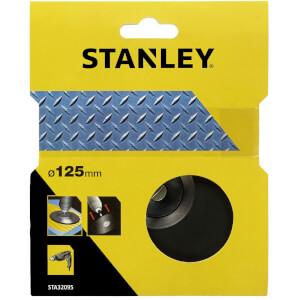 Stanley 125mm Drill Backing Pad - STA32095-XJ