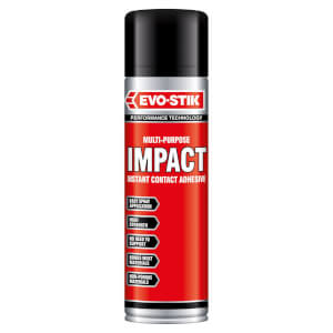 Evo-Stik Impact Spray Adhesive - 500ml