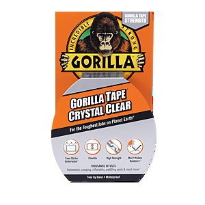 Gorilla Tape ? Crystal Clear 8.2m