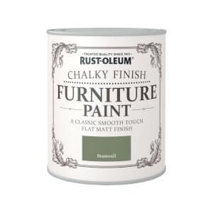 Rust-Oleum Chalky Furniture Paint - Bramwell - 750ml