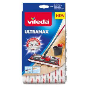 Vileda UltraMax/1-2 Spray Replacement Microfibre Pads