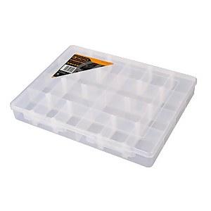 Tactix 20 Compartment Storage Box