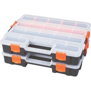 Tactix Tool Bit Organiser - 2 Pack