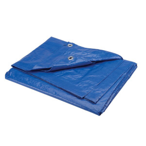 Polytuf Medium Duty Tarpaulin - 2.4 x 3m