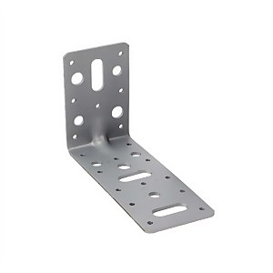 Angle Bracket Galvanised Steel 150 x 90mm