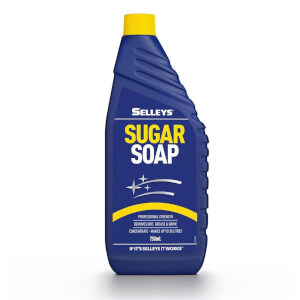 Selleys Liquid Sugar Soap - 750ml