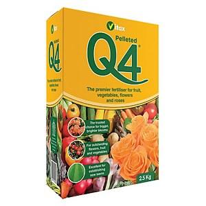 Vitax Q4 Premium Fertiliser 2.5kg
