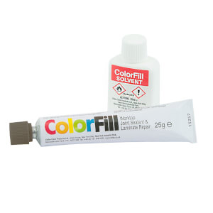 Unika Colorfill And Solvent Earth Dust - 25g