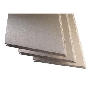 Chipboard Loft Panel Board - 1220 x 320 x 18mm - 3 Pack