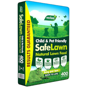 Westland Safe Lawn Natural Lawn Feed - 400m2