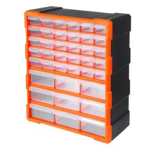 Tactix 39 Drawers Storage Bin