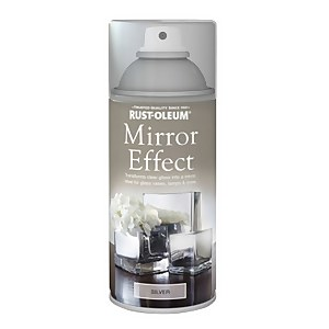 Rust-Oleum Mirror Effect Silver - 150ml