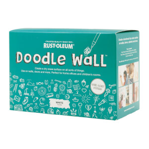 Rust-Oleum Doodle Wall Kit White