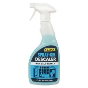 Kilrock Spray Gel Descaler 500ml
