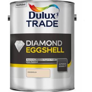 Dulux Trade Diamond Eggshell Magnolia - 5L