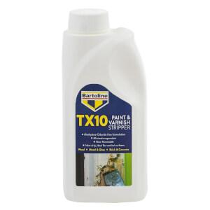 Bartoline TX10 Paint & Varnish Stripper - 1L