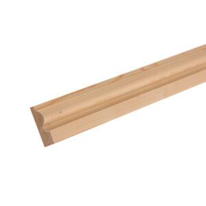 Pine Torus Architrave 19 x 57mm x 2.1m