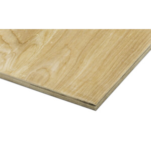Hardwood Plywood 1220 x 607 x 12mm