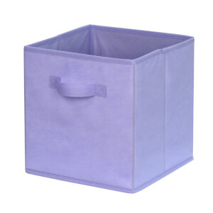 Compact Cube Fabric Insert - Lilac