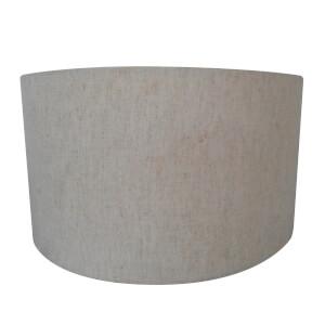 Drum Lamp Shade with Diffuser - Cream - 40cm