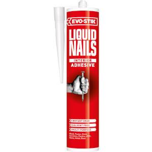 Liquid Nails Interior (Solvent Free) C20 - 290ml