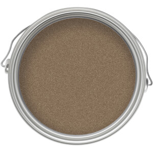 Craig & Rose Artisan Metallic Effect Paint - Aged Bronze - 250ml