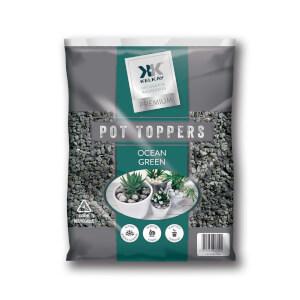 Ocean Green Pot Toppers - Handy Pack
