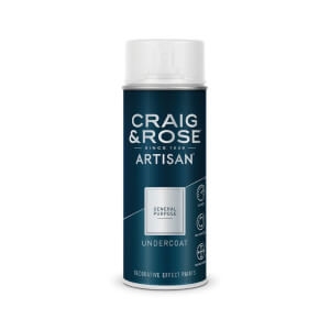 Craig & Rose Artisan Undercoat Spray Paint - 400ml