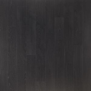Brady Vinyl Flooring - Black Wood Effect - 2x3m