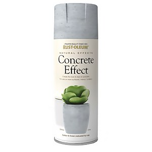 Rust-Oleum Spray Paint Concrete Effect  - 400ml
