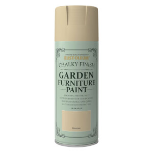 Rust-Oleum Garden Furniture Spray Paint Hessian - 400ml