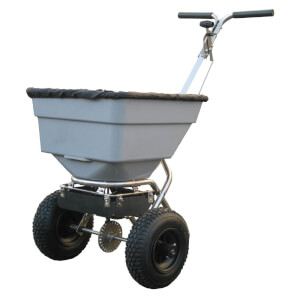 Handy 45.5kg Push Broadcast Salt Spreader