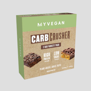 Vegan Carb Crusher (lot de 3)