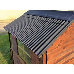 Watershed Roof Kit for 6x8ft Apex Shed