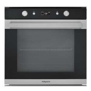 Hotpoint Class 7 SI7 864 SH IX Built-in Single Electric Oven - Stainless Steel