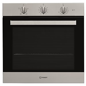 Indesit Aria IFW 6230 IX UK Single Built-in Electric Oven - Stainless Steel