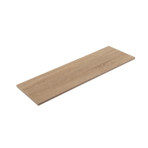 Timber Shelf - Sanoma Oak - 900x250x16mm